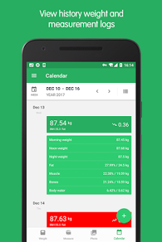 Weight Track Assistant v3.10.4.1