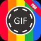 نرم افزار ساخت عکس گیف GIFShop Pro -GIF Maker, video to GIF, GIF Editor v7.7