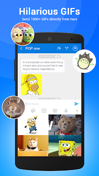 TextU – Private SMS Messenger, Call screening v2.4.6