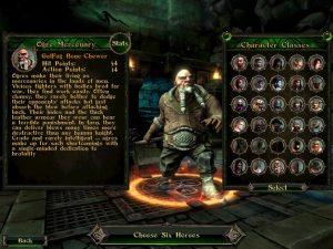 تصویر محیط Demon's Rise v16 + data