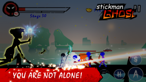 تصویر محیط Stickman Ghost: Ninja Warrior: Action Game Offline v1.15