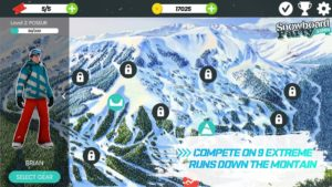 تصویر محیط Snowboard Party: Aspen v1.3.2 + data