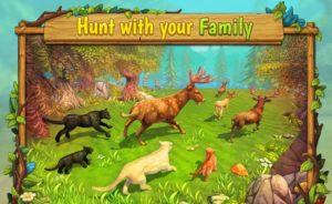 تصویر محیط Puma Family Sim Online v1.5.5