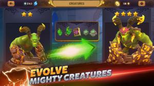 تصویر محیط Might & Magic Elemental Guardians v2.43 + data