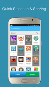تصویر محیط Share Master Apps Transfer APK v1.7