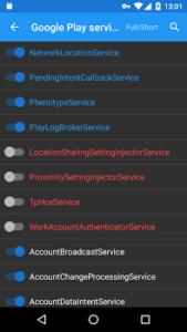 تصویر محیط My Android Tools(Pro) v1.6.5