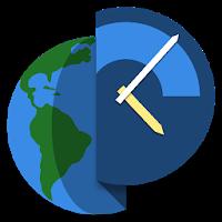 نرم افزار نمایش ساعت کشور های مختلف همراه با ویجت آیکون