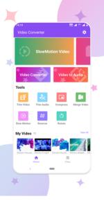 تصویر محیط Video Converter v5.3