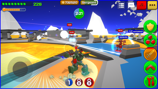 Armored Squad: Mechs vs Robots v1.5.5