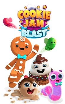 Cookie Jam Blast – Match & Crush Puzzle v3.40.129