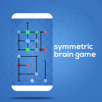 Dots Sync – Symmetric brain game v1.5