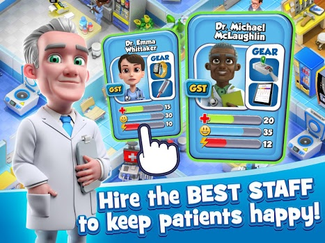 Dream Hospital – Hospital Simulation Game v1.3.2