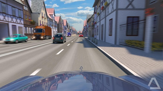 German Road Racer v1.11 + data