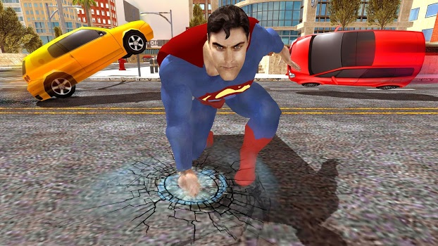 Grand Superhero Flying Robot City Rescue Mission v1.0