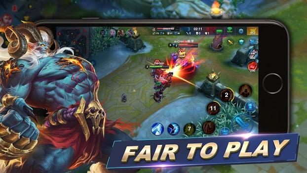 Heroes Arena v2.1.21