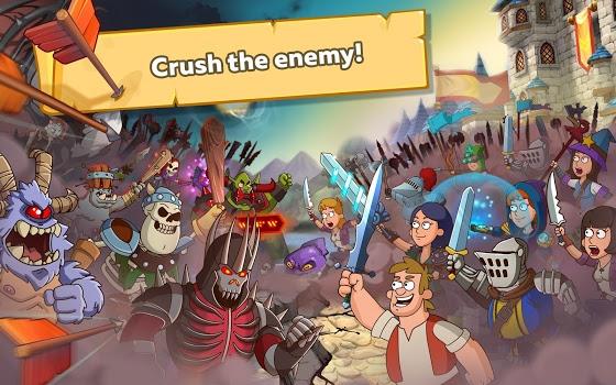 Hustle Castle: Fantasy Kingdom v1.4.0