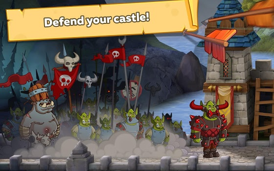 Hustle Castle: Fantasy Kingdom v1.7.1