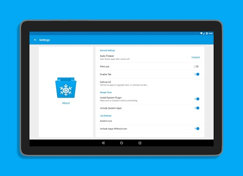 Ice Box – Apps freezer v3.9.5 build 907