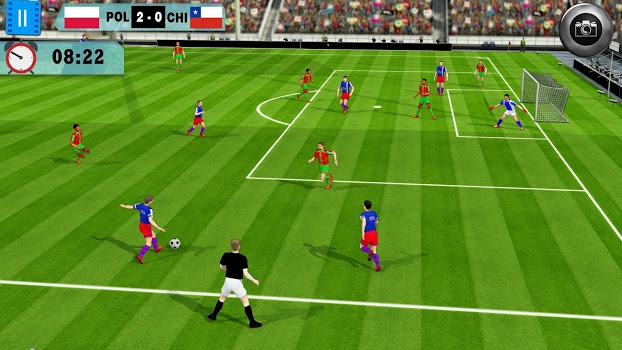 Pro Soccer Leagues 2018 – Stars Football World Cup v1.0.4