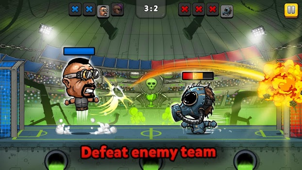 Puppet Football Fighters – Steampunk Soccer v0.0.64