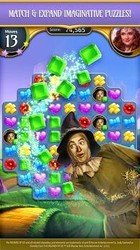 The Wizard of Oz Magic Match 3 v1.0.3456