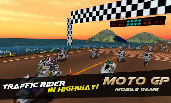 Thrilling Motogp Racing 3D v1.01