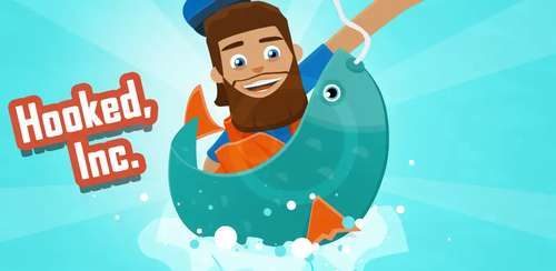 Hooked Inc: Fisher Tycoon v1.6.3