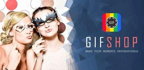 GIFShop Pro – GIF Maker, video to GIF, GIF Editor v7.7