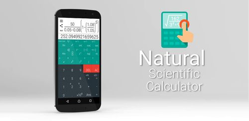 Natural Scientific Calculator v6.0.5