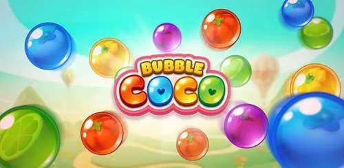 Bubble CoCo: Color Match Bubble Shooter v1.7.5.1