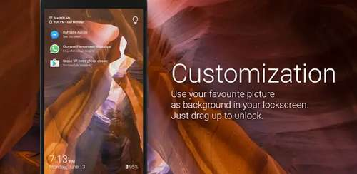 Canyon – Lock Screen v4.11.22