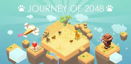 Journey of 2048 v1.3.1