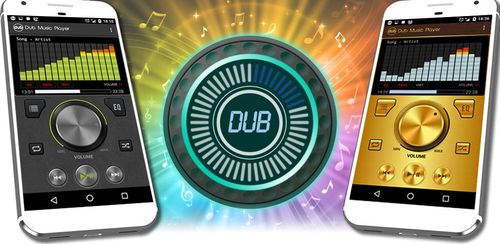 Dub Music Player + Equalizer v3.0
