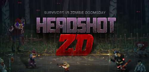 Headshot ZD : Survivors vs Zombie Doomsday v1.0.13