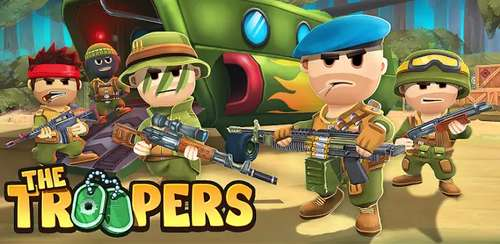 The Troopers: minions in arms v1.2.2 + data
