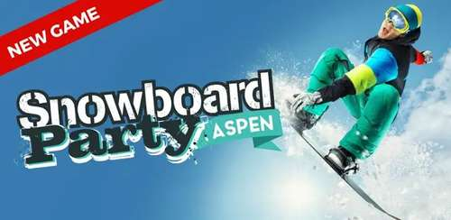 Snowboard Party: Aspen v1.3.2 + data