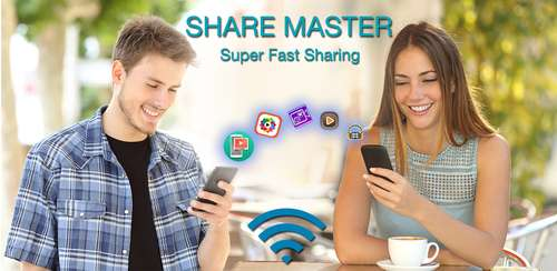 Share Master Apps Transfer v1.6