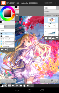 تصویر محیط LayerPaint HD v1.9.20