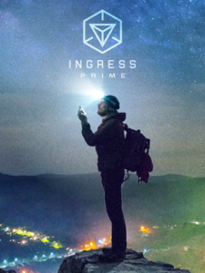 تصویر محیط Ingress Prime v2.61.3