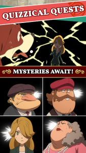تصویر محیط Layton's Mystery Journey v1.0.6 + data