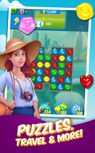 Gummy Drop! – Free Match 3 Puzzle Game v3.19.0