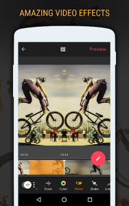 تصویر محیط Vizmato – Video Editor & Slideshow maker! v2.0.9