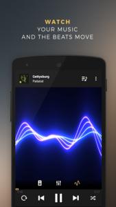 تصویر محیط Equalizer + Pro (Music Player) v2.15.04
