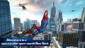 تصویر محیط The Amazing Spider-Man 2 v1.2.8d + data