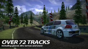 تصویر محیط Rush Rally 2 v1.132