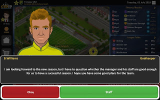 Club Soccer Director 2019 – Soccer Club Management v1.0.9