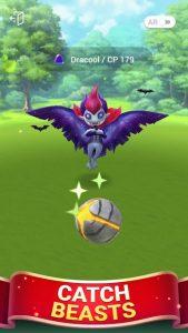 تصویر محیط Draconius GO: Catch a Dragon! v1.11.12985