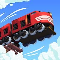 بازی ریل گذاری قطار آیکون