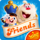 بازی جورچین Candy Crush Friends Saga v1.4.10.