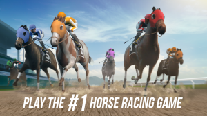 تصویر محیط Photo Finish Horse Racing v88.0